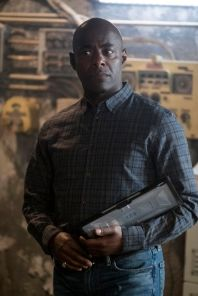 """TIMELESS -- """"Hollywoodland"""" Episode 203 -- Pictured: Paterson Joseph as Connor Mason -- (Photo by: Justin Lubin/NBC)"""